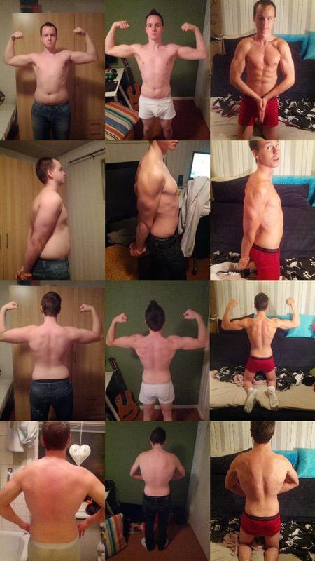 50 lbs Fat Loss 5 foot 7 Male 182 lbs to 132 lbs