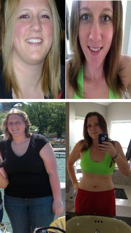 5'9 Female 80 lbs Weight Loss 255 lbs to 175 lbs