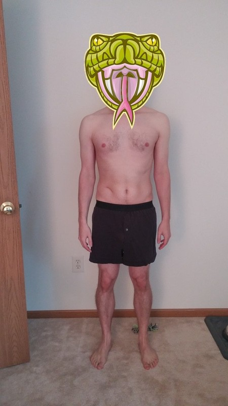 4 Pics of a 5 foot 7 142 lbs Male Fitness Inspo