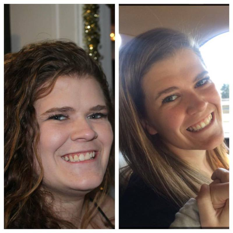33 lbs Weight Loss 5'4 Female 200 lbs to 167 lbs