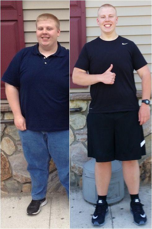 6'1 Male Progress Pics of 100 lbs Fat Loss 350 lbs to 250 lbs