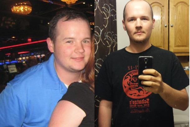 5 feet 8 Male 32 lbs Weight Loss 195 lbs to 163 lbs
