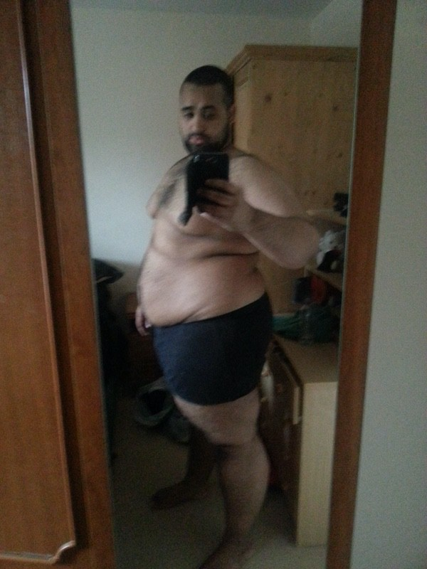 6 foot Male Before and After 166 lbs Fat Loss 400 lbs to 234 lbs