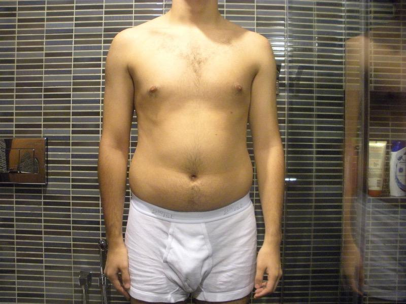 4 Photos of a 5 feet 7 162 lbs Male Fitness Inspo