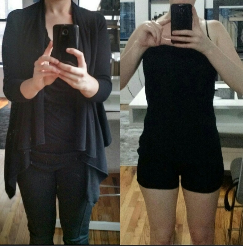 5 feet 11 Female Before and After 27 lbs Weight Loss 173 lbs to 146 lbs