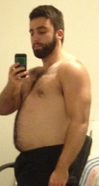 66 lbs Weight Loss 5 foot 10 Male 227 lbs to 161 lbs