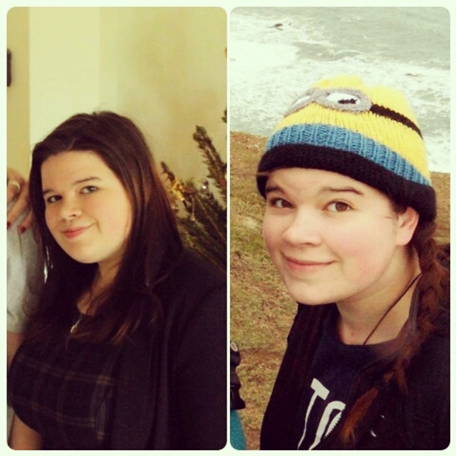 5 foot 3 Female Progress Pics of 24 lbs Fat Loss 222 lbs to 198 lbs