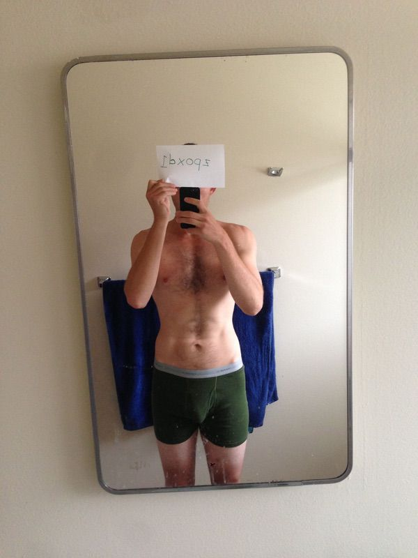7 Pics of a 6 feet 1 180 lbs Male Fitness Inspo