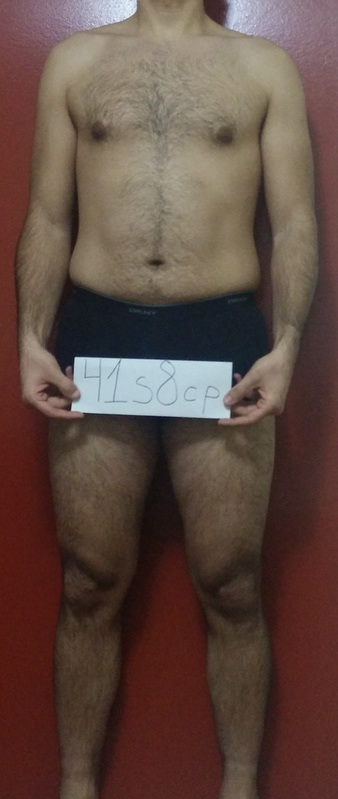 3 Pics of a 6'2 221 lbs Male Weight Snapshot
