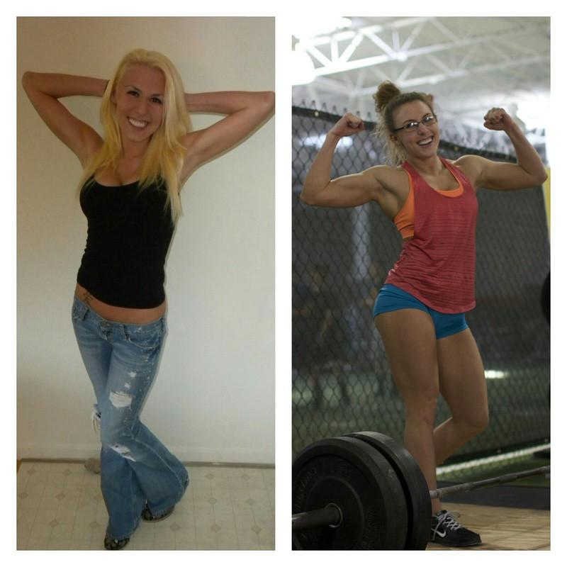 20 lbs Weight Gain 5'4 Female 115 lbs to 135 lbs
