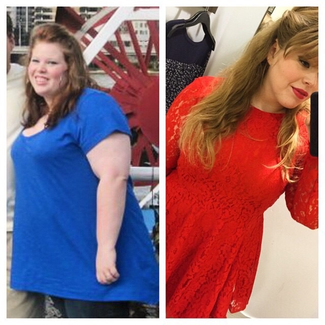 111 lbs Weight Loss 5'3 Female 301 lbs to 190 lbs