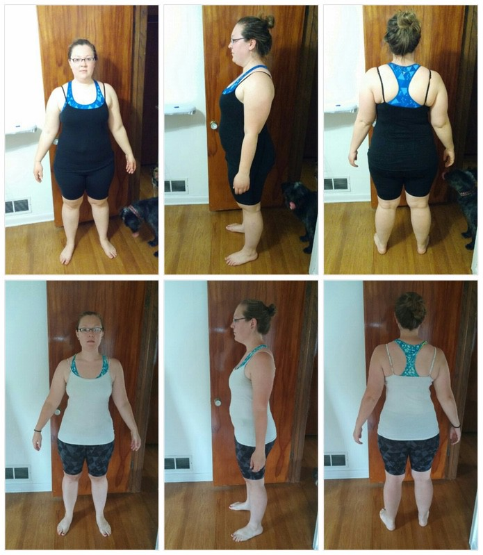 5 foot 5 Female 50 lbs Fat Loss 233 lbs to 183 lbs