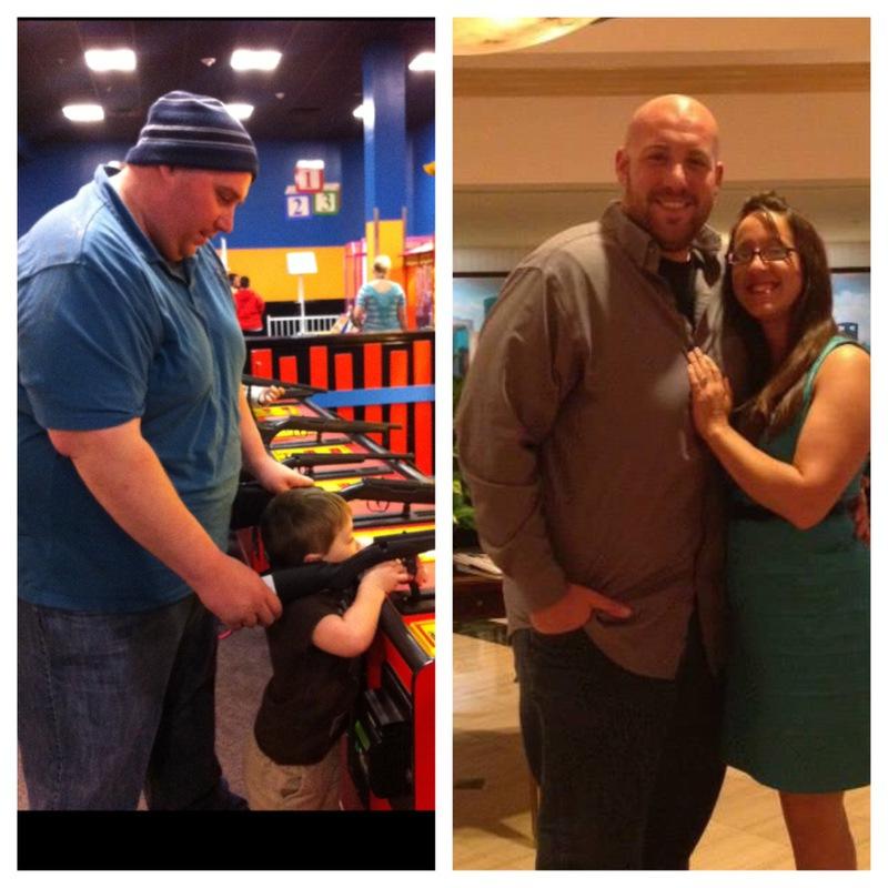 6'1 Male 88 lbs Fat Loss 440 lbs to 352 lbs