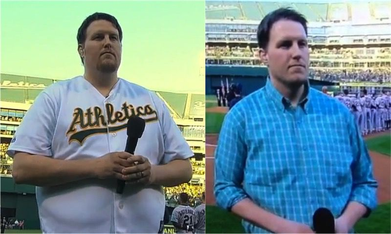 6 foot 3 Male 84 lbs Fat Loss Before and After 325 lbs to 241 lbs