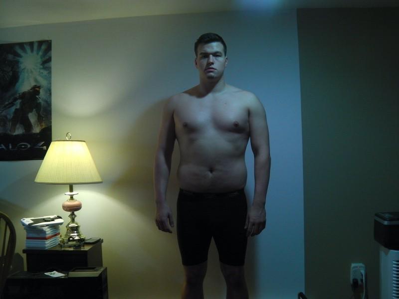 4 Pics of a 6 feet 2 238 lbs Male Fitness Inspo
