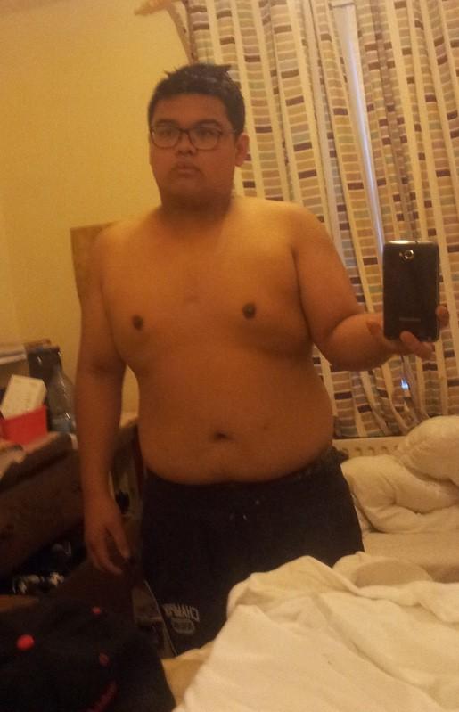 5 feet 7 Male 63 lbs Fat Loss 244 lbs to 181 lbs