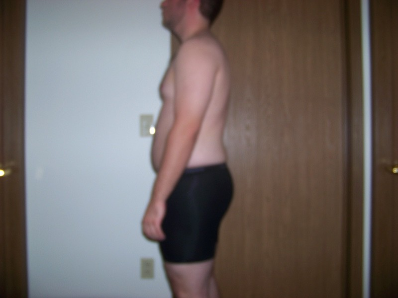 4 Pictures of a 245 lbs 6 foot Male Fitness Inspo