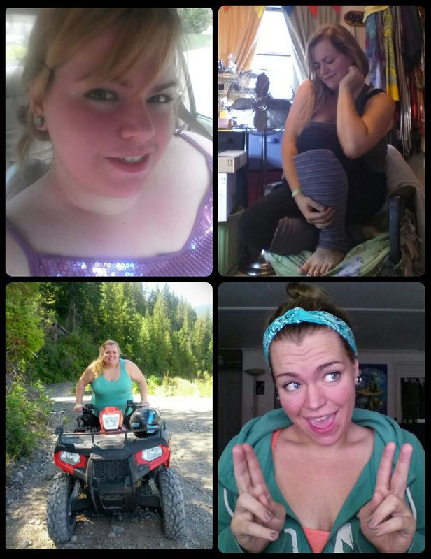5 feet 6 Female Before and After 140 lbs Weight Loss 335 lbs to 195 lbs