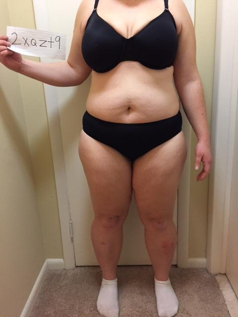 1 Photo of a 248 lbs 5'7 Female Weight Snapshot