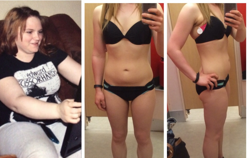 59 lbs Weight Loss Before and After 5 feet 1 Female 170 lbs to 111 lbs