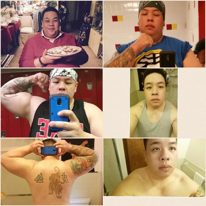 65 lbs Fat Loss 6 foot 1 Male 380 lbs to 315 lbs