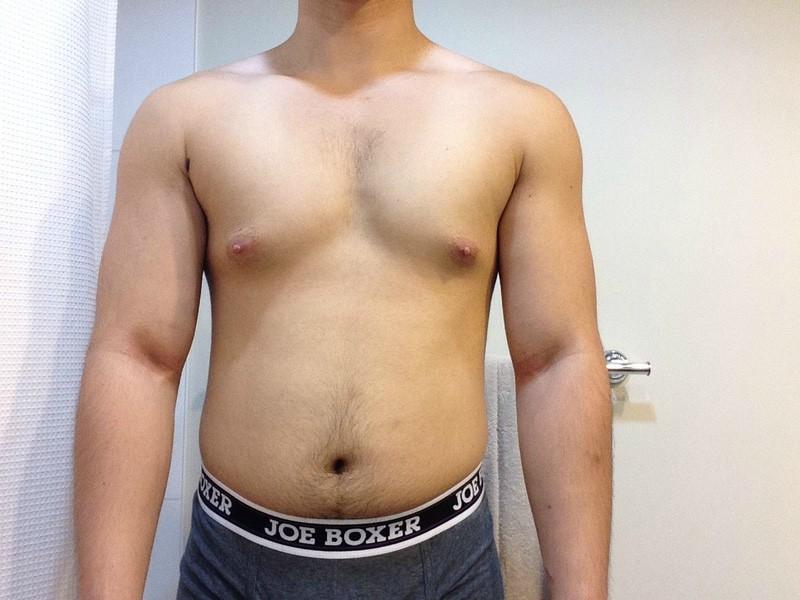 9 Pics of a 155 lbs 5'7 Male Fitness Inspo