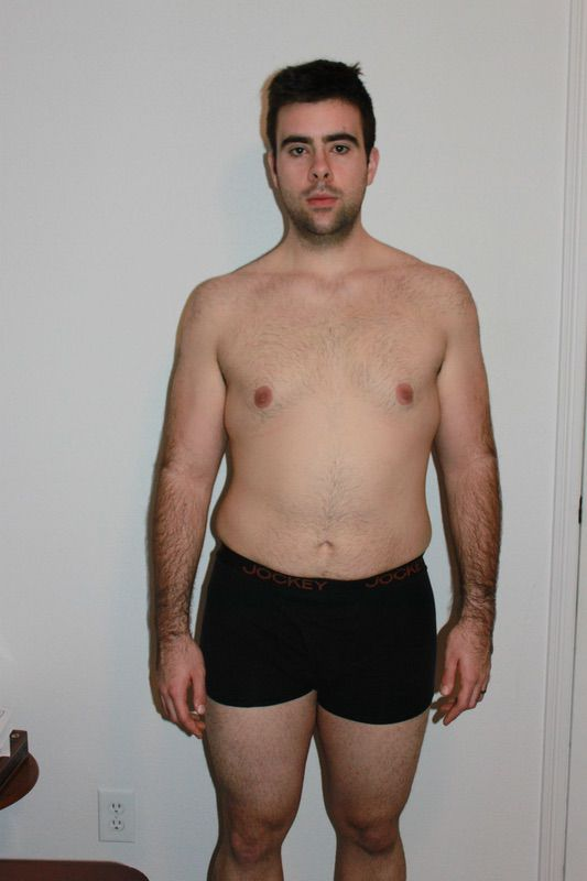 4 Pictures of a 215 lbs 6 feet 1 Male Weight Snapshot