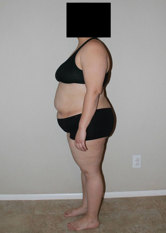 3 Photos of a 5 foot 2 210 lbs Female Fitness Inspo