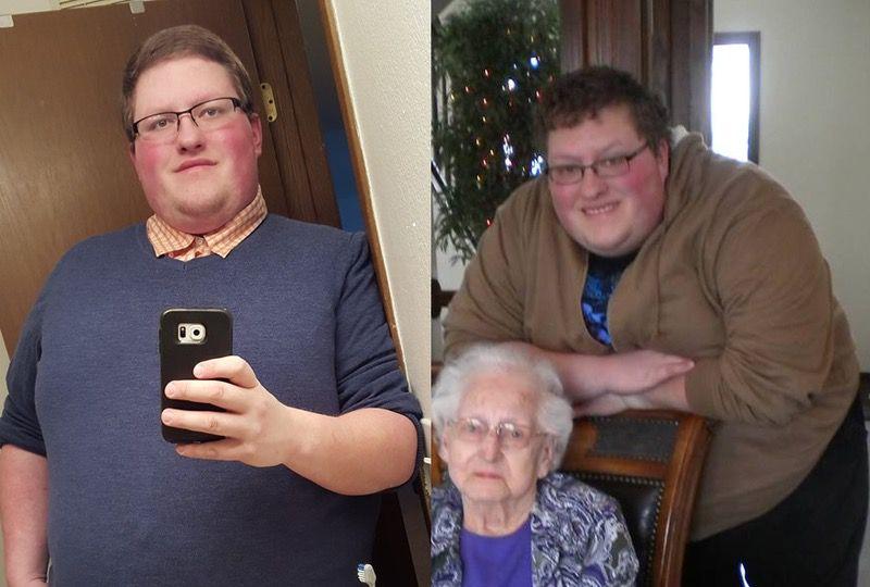 6 foot Male 85 lbs Weight Loss 496 lbs to 411 lbs