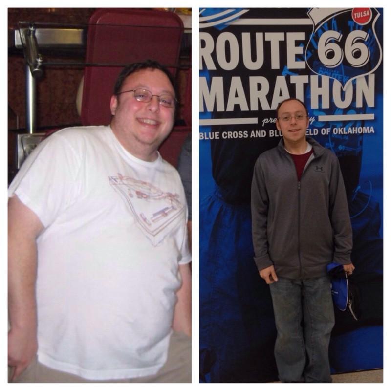 5 foot 5 Male 110 lbs Weight Loss 250 lbs to 140 lbs
