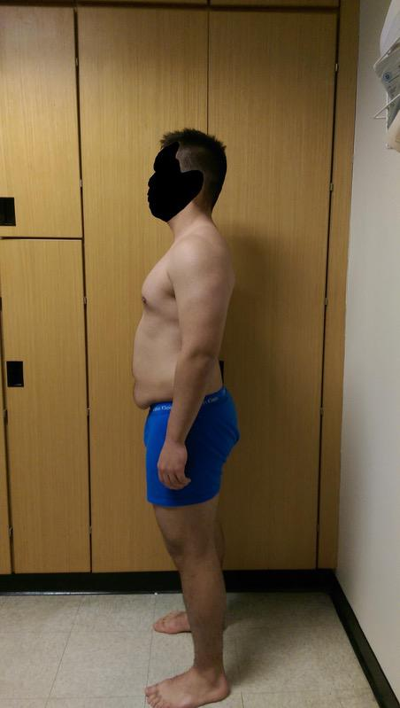 3 Pics of a 5 foot 9 215 lbs Male Fitness Inspo