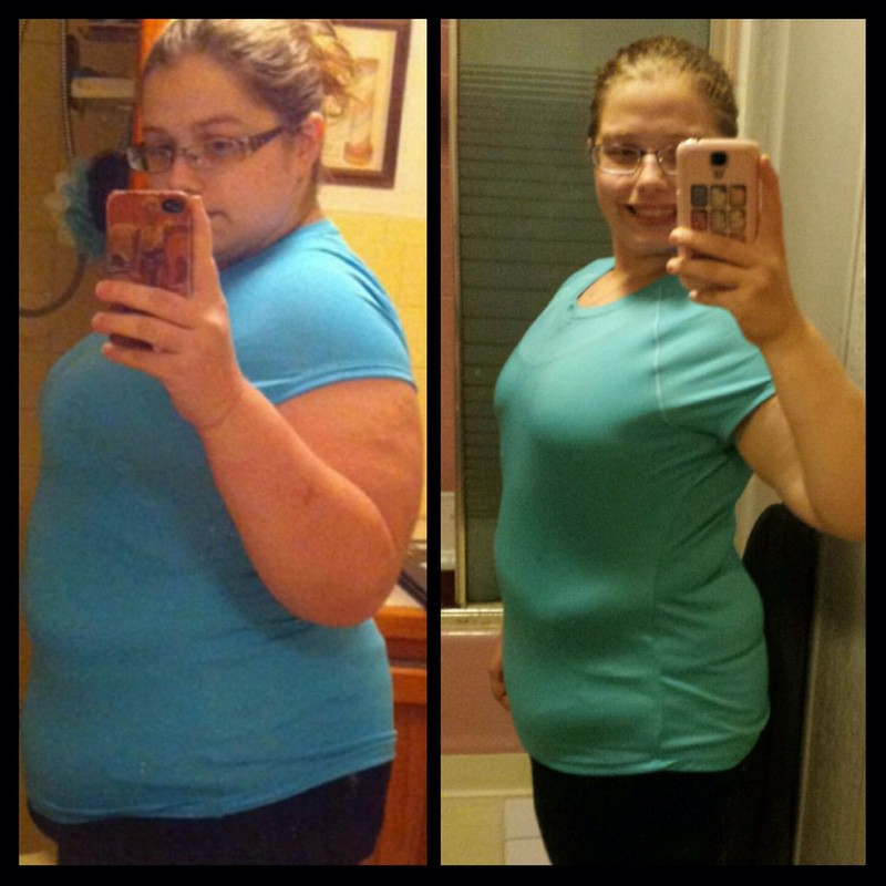 48 lbs Weight Loss 5 foot 1 Female 238 lbs to 190 lbs