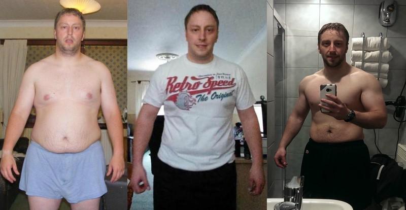 5 feet 9 Male 63 lbs Weight Loss 257 lbs to 194 lbs