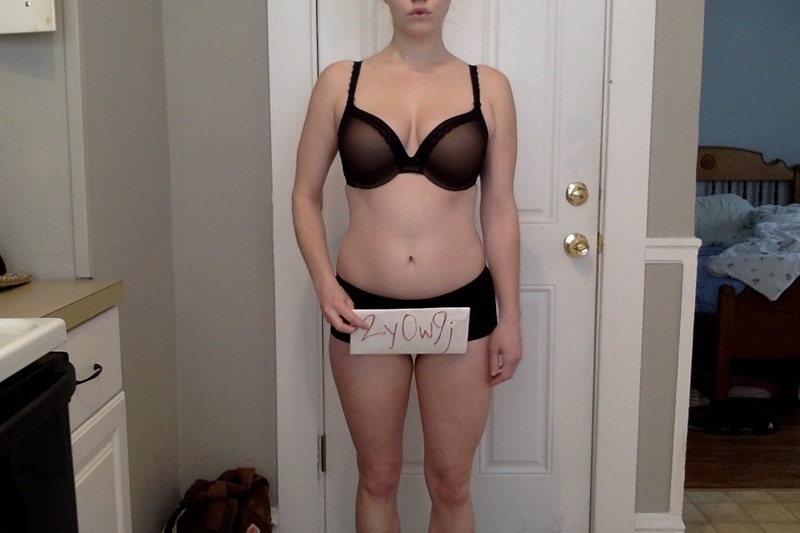 3 Pictures of a 136 lbs 5 foot 4 Female Fitness Inspo