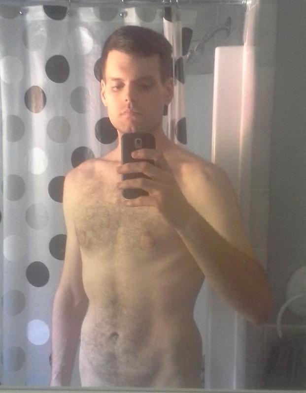 1 Pictures of a 5 feet 11 155 lbs Male Weight Snapshot