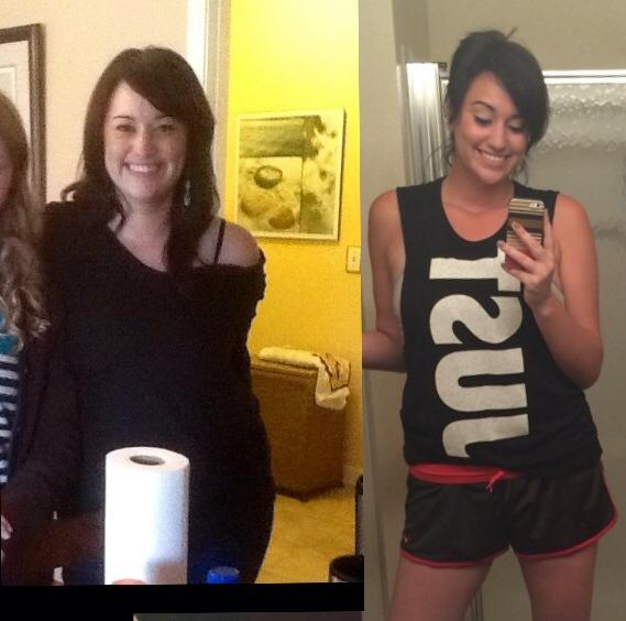 5 feet 9 Female Progress Pics of 25 lbs Fat Loss 192 lbs to 167 lbs