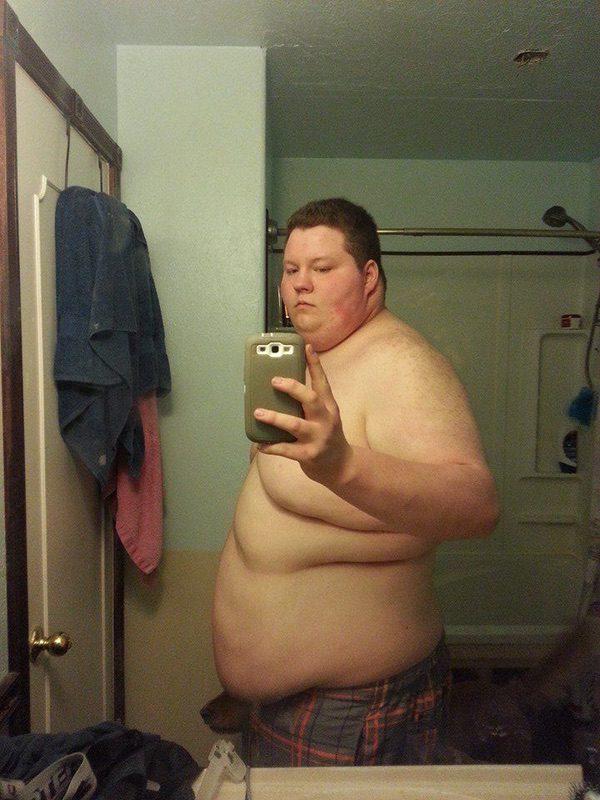 6 feet 2 Male 102 lbs Weight Loss 382 lbs to 280 lbs