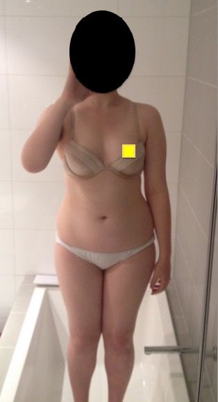 4 Pictures of a 5'7 167 lbs Female Fitness Inspo