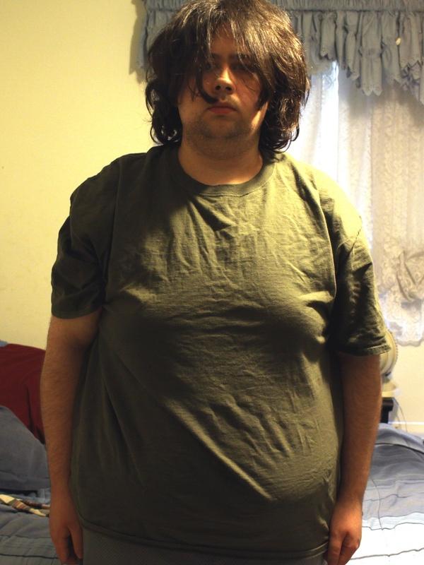 5 feet 10 Male Progress Pics of 135 lbs Fat Loss 335 lbs to 200 lbs