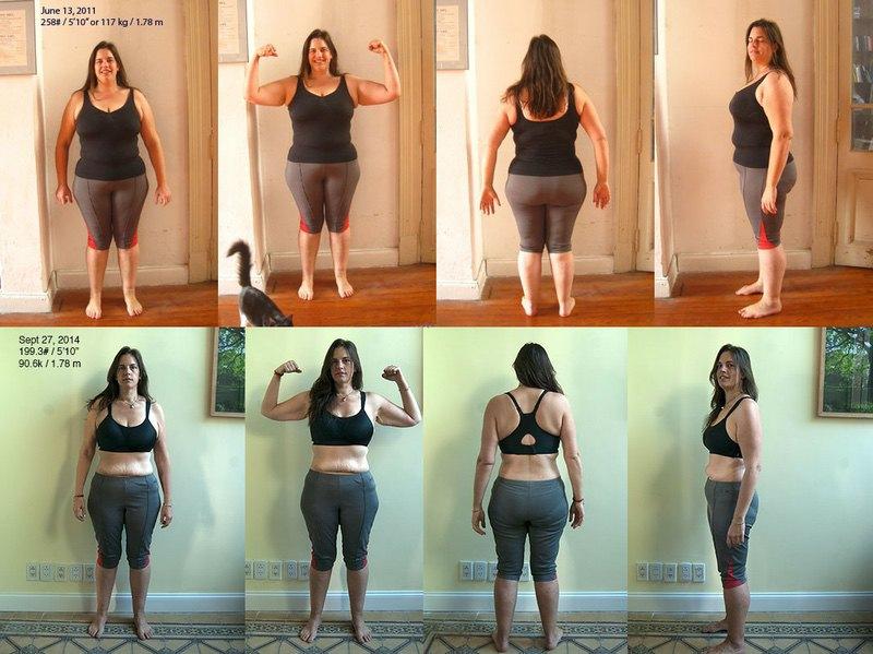 5'10 Female 59 lbs Weight Loss 258 lbs to 199 lbs