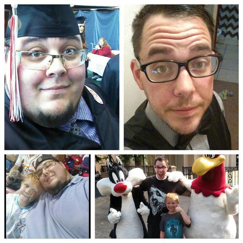 6'1 Male Progress Pics of 410 lbs Fat Loss 585 lbs to 175 lbs