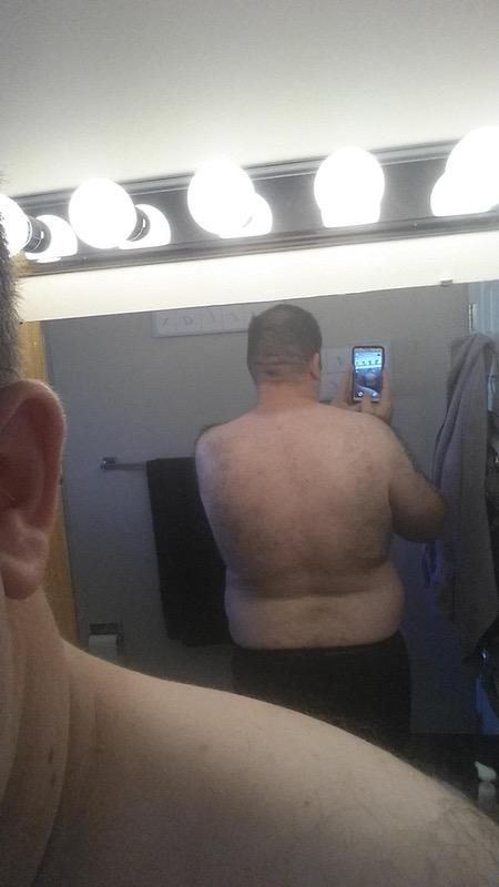 6'3 Male Progress Pics of 50 lbs Weight Loss 358 lbs to 308 lbs