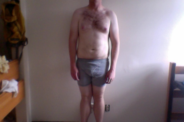 4 Pics of a 6 foot 205 lbs Male Fitness Inspo