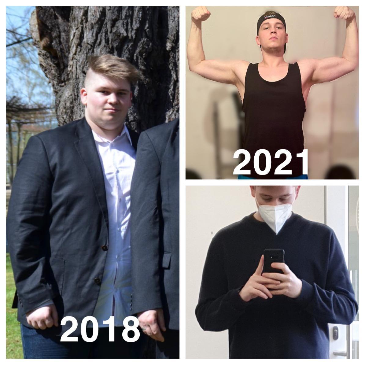 5 foot 7 Male Progress Pics of 119 lbs Fat Loss 308 lbs to 189 lbs