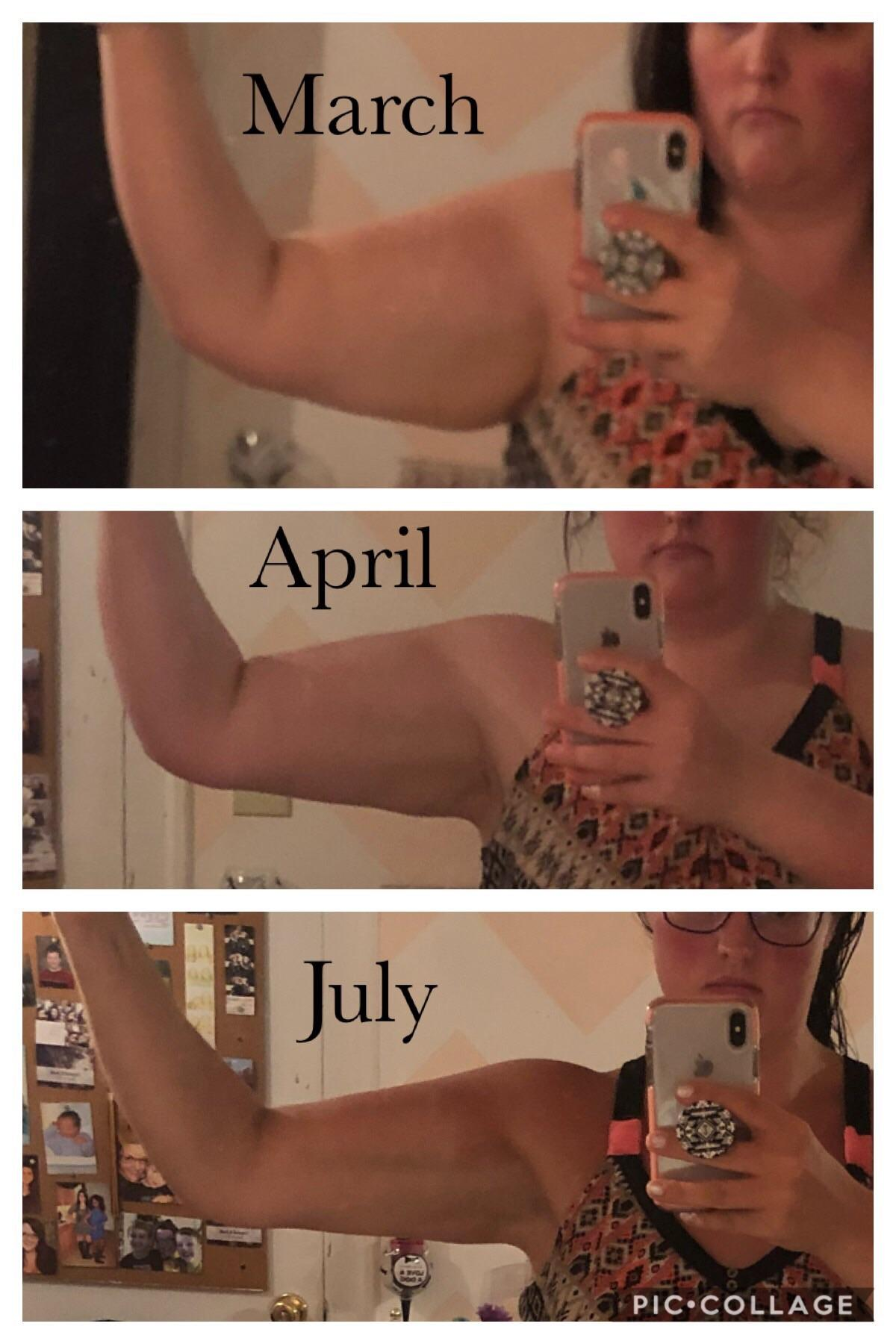 5 feet 8 Female Before and After 102 lbs Weight Loss 290 lbs to 188 lbs