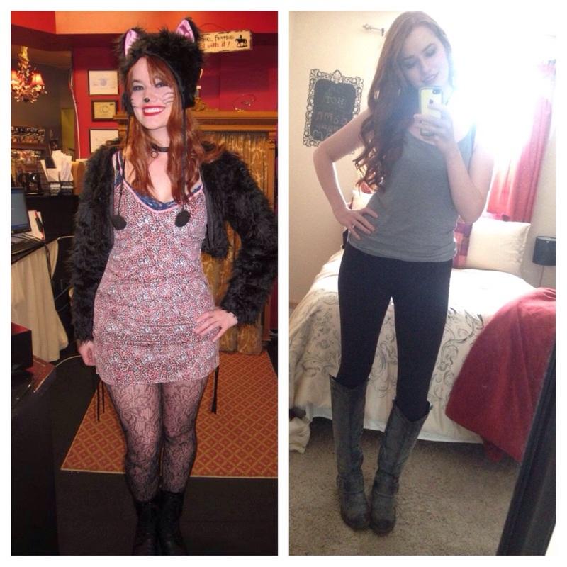 5 feet 10 Female Progress Pics of 30 lbs Weight Loss 175 lbs to 145 lbs