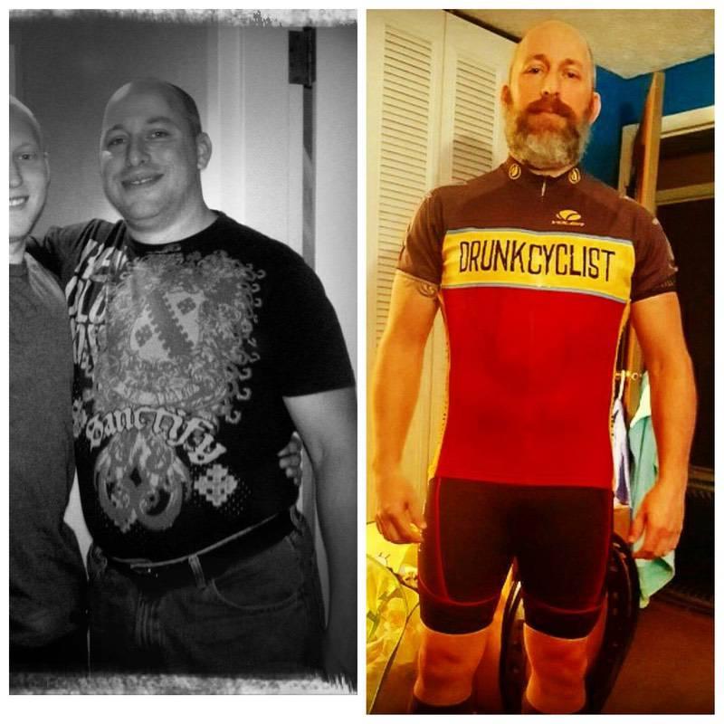 5 feet 7 Male Progress Pics of 50 lbs Weight Loss 220 lbs to 170 lbs
