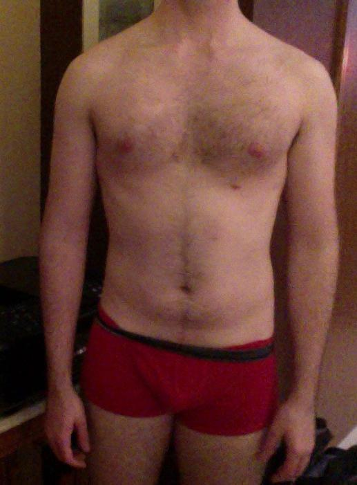 3 Pics of a 6 foot 1 180 lbs Male Fitness Inspo