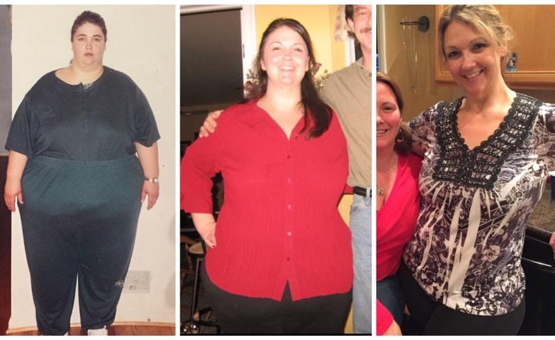 290 lbs Fat Loss 5 feet 8 Female 480 lbs to 190 lbs