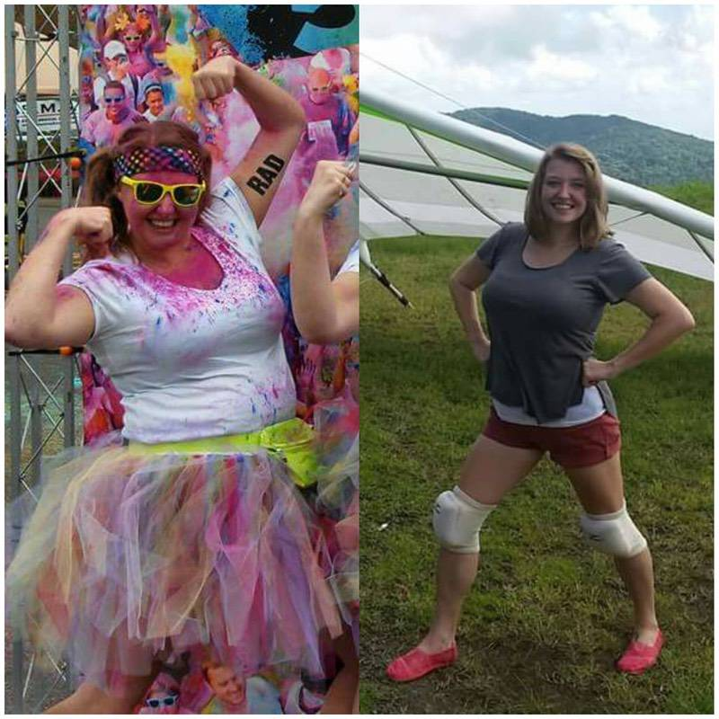 30 lbs Weight Loss 5 foot 7 Female 190 lbs to 160 lbs